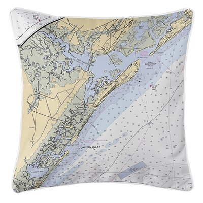 Ruger Ocean City, NJ Throw Pillow