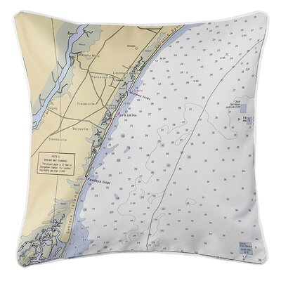 Ruger Pawleys Island, SC Throw Pillow