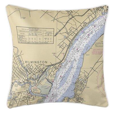 Ruger Wilmington, DE Throw Pillow