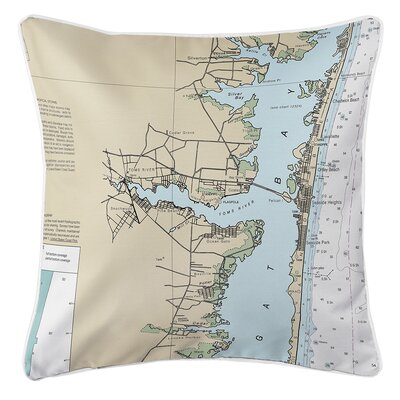 Ruger Toms River, NJ Throw Pillow