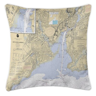 Ruger New Haven, CT Throw Pillow