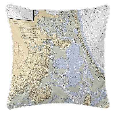 Ruger Duxbury, MA Throw Pillow