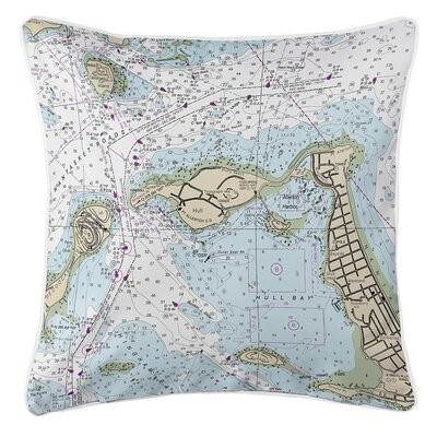 Ruger Hull, MA Throw Pillow