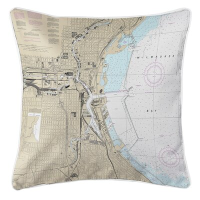 Ruger Milwaukee, WI Throw Pillow