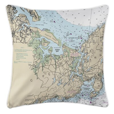 Ruger Essex, MA Throw Pillow