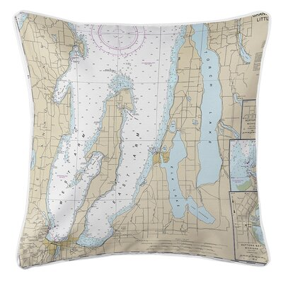 Ruger Traverse City, MI Throw Pillow