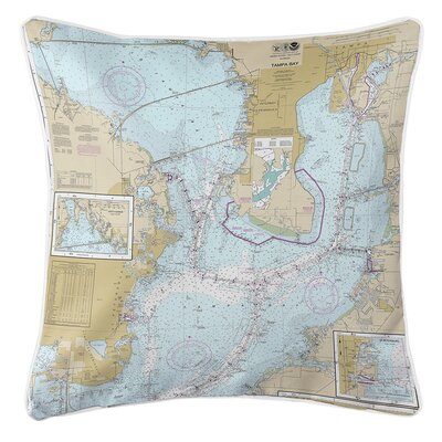 Ruger Tampa Bay, FL Throw Pillow