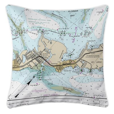 Ruger Tavernier, FL Throw Pillow