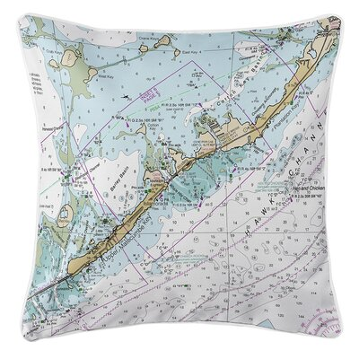 Ruger Islamorada, FL Throw Pillow