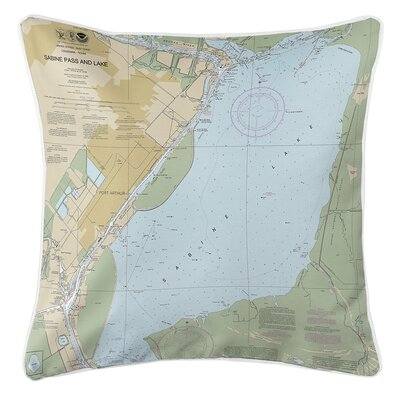 Ruger Port Arthur, TX Throw Pillow