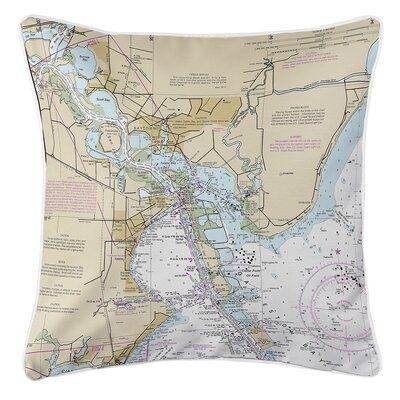 Ruger Baytown, TX Throw Pillow