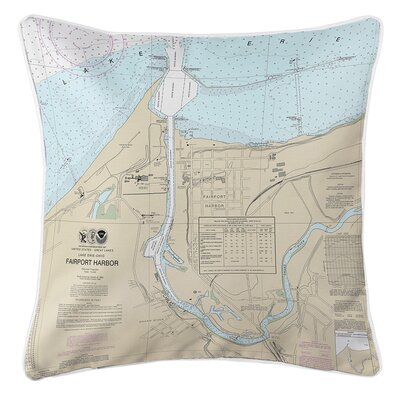 Ruger Fairport Harbor, OH Throw Pillow