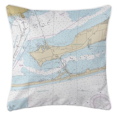 Ruger Gulf Breeze, FL Throw Pillow