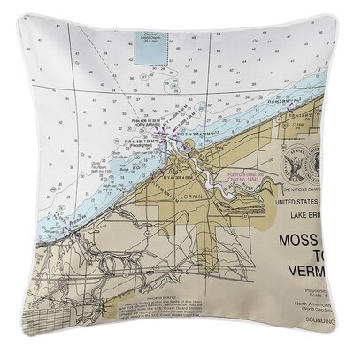 Ruger Lorain, OH Throw Pillow