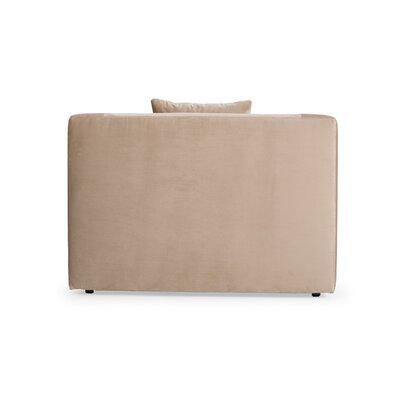 Hilbert Barrel Chair Body Fabric: Key Largo Almond