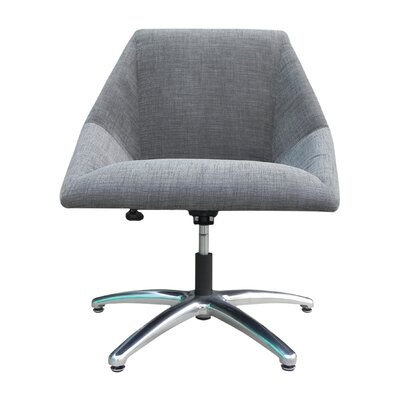 Tate Lounge Chair Body Fabric: Acadia Quartz