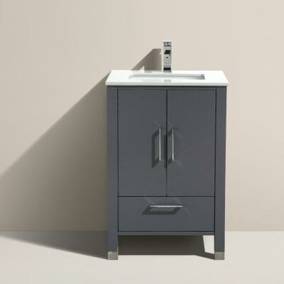 Anziano 24 Single Bathroom Vanity Set