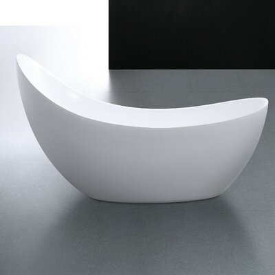 Salto 68 x 29.75 Soaking Bathtub