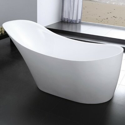 Victorian 67 x 28.6 Soaking Bathtub