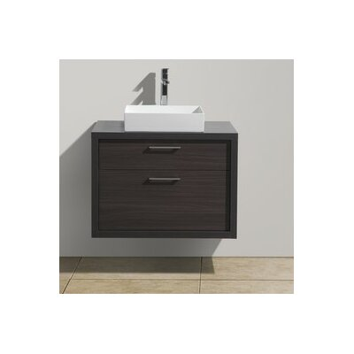 Tucci 30 Modern Bathroom Vanity Base Finish: Dark Gray