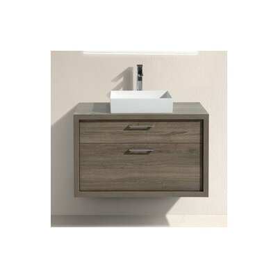 Tucci 36 Modern Bathroom Vanity Base Finish: Havana