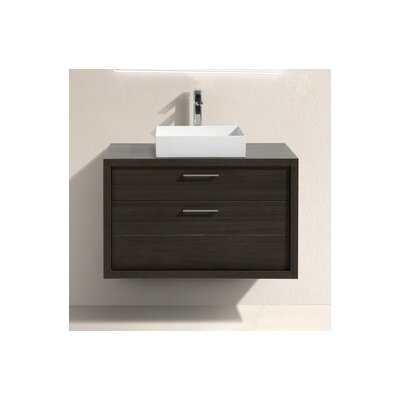 Tucci 36 Modern Bathroom Vanity Base Finish: Gray