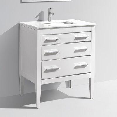Eiffel 30 Single Bathroom Vanity Set