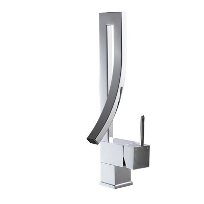 Aqua Elegance Single Lever Wide Spread Bathroom Faucet