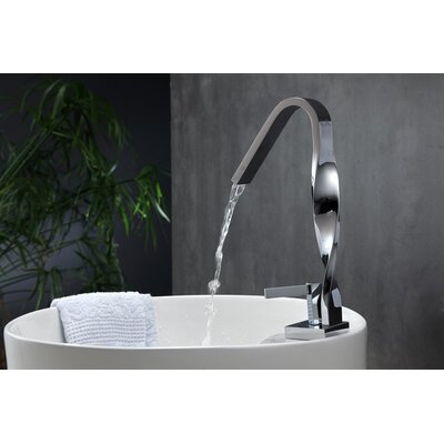 Aqua Riccio Single Lever Bathroom Faucet