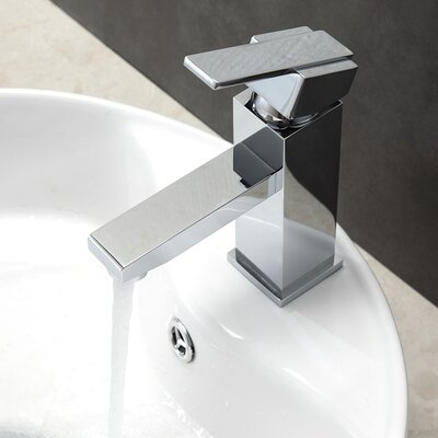 Aqua Piazza Single Lever Bathroom Faucet