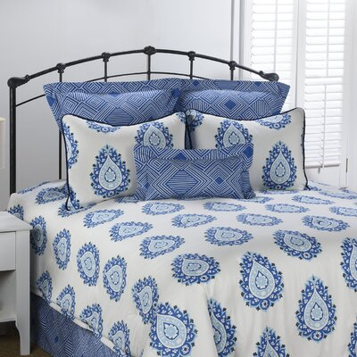 Alcott 4 Piece Comforter Set Size: Queen