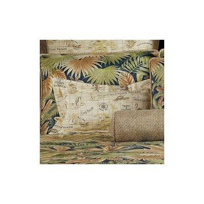 Bahamian Nights Oblong Pillow