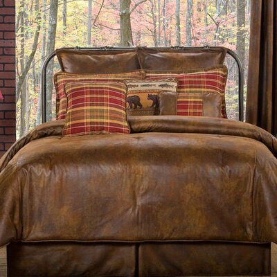 Gatlinburg 4 Piece Comforter Set Size: Queen