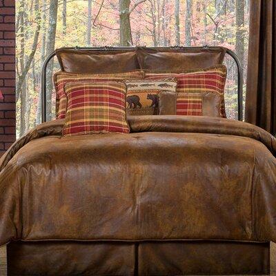 Gatlinburg 4 Piece Comforter Set Size: King