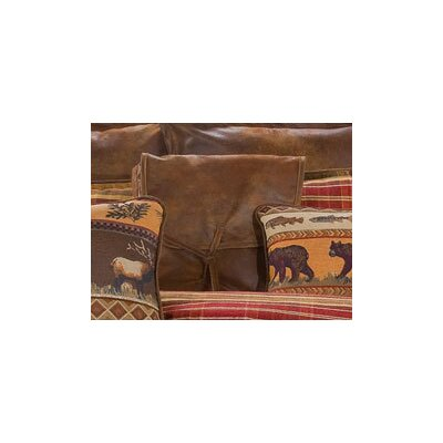 Montana Morning Saddle Bag Pillow