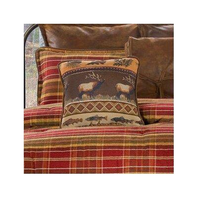 Montana Morning Throw Pillow
