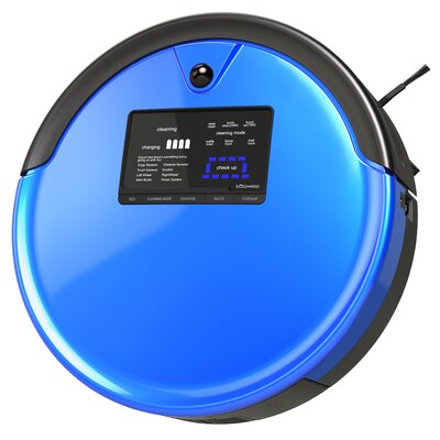 Pet Hair Plus Cleaner and Mop Bagless Robotic Vacuum 726670294650