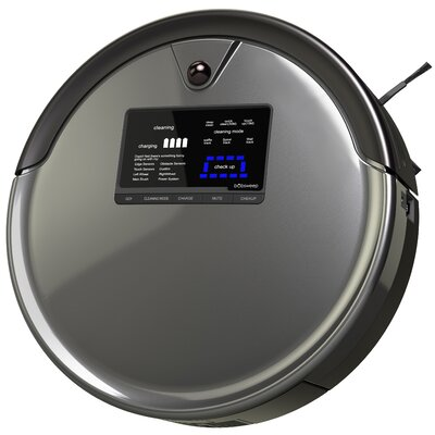 PetHair Plus Bagless Robotic Vacuum Cleaner and Mop 726670294651