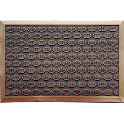 Pebbles Copper Rubber Doormat