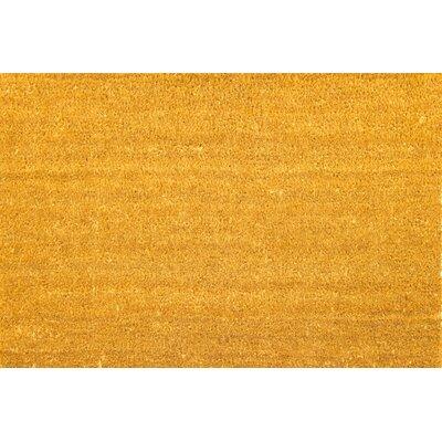 Natural Coir (Coco) Doormat