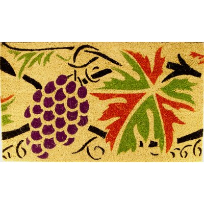 The Vineyard Coir (Coco) Doormat