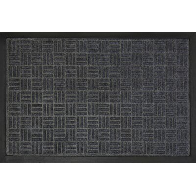 Criss Cross Polypropylene Doormat