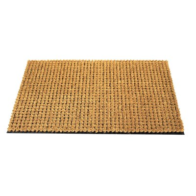 Coco Coir Cluster Outdoor Welcome Doormat
