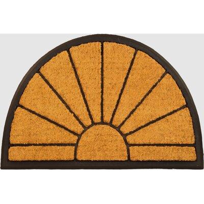 Sunrise Coir (Coco) Doormat
