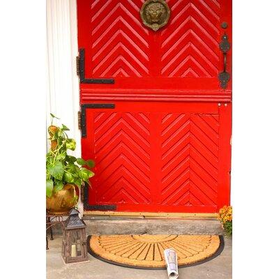 Jacobson Arc du Soleil Coco Doormat