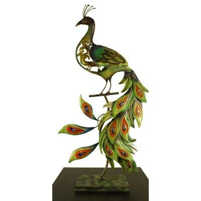 Peacock Figurine LR/13010