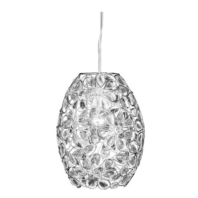 Glimmering 1-Light Mini Pendant