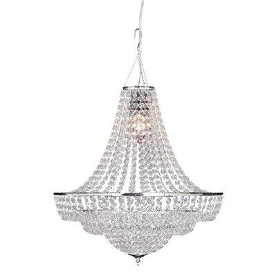 Corelle 1-Light Crystal Pendant