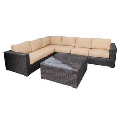 Longstanding Sectional Set Product Photo