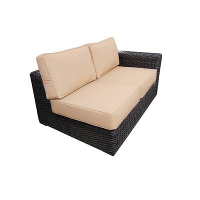 Santa Monica Right Sectional Piece with Cushions